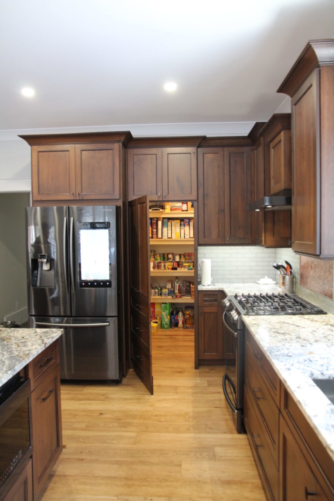 Great Lakes Fine Cabinetry Kitchen